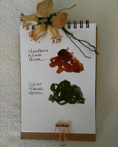 Autumn Inks