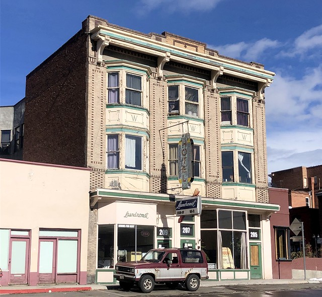 Bronco II.   Butte,Montana