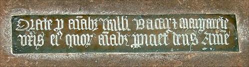 William and Margaret Bacar
