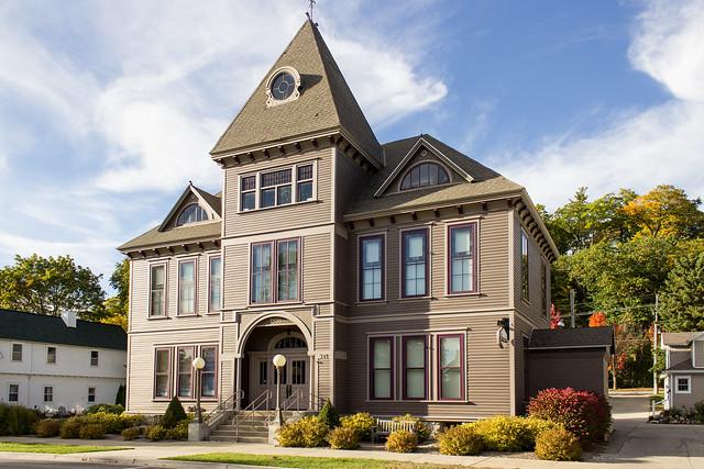 Former City Hall, Harbor Springs, Michigan, United States