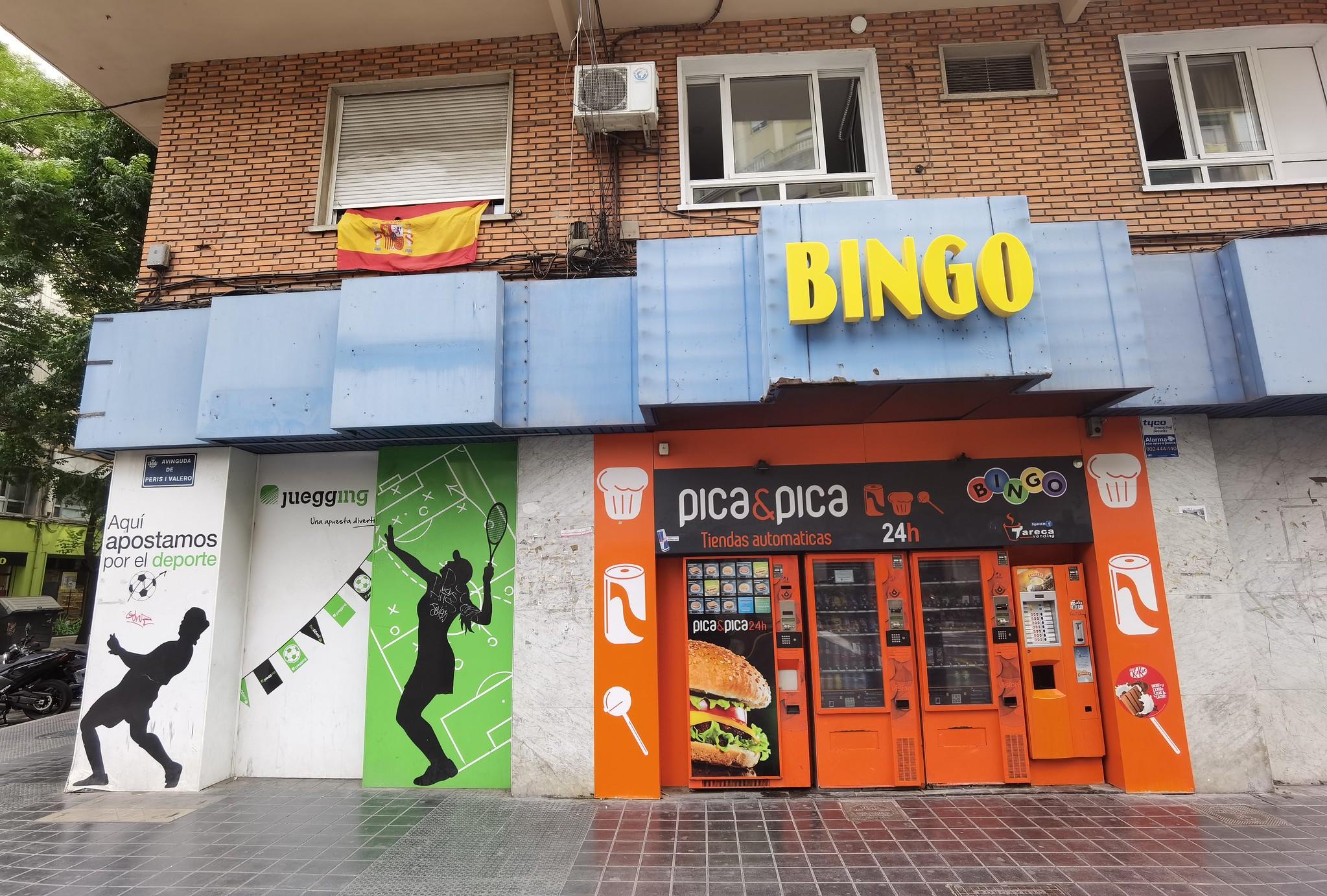 Fuera Casas de Apuestas en Valencia