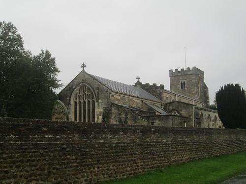 St Andrew's Church, Aldborough, Yorkshire