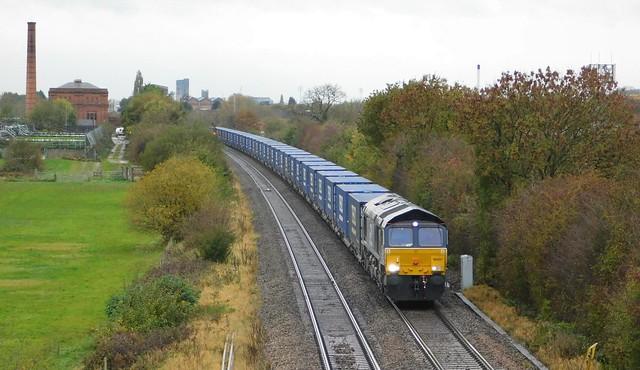 66431 - Clay Mills, Staffordshire