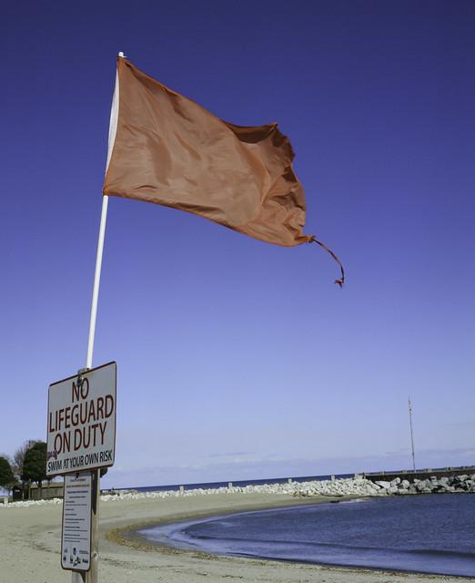 McKinley Beach Flag 2
