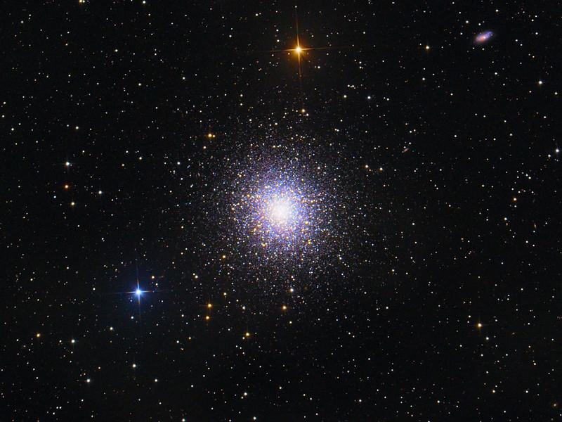 Ágoston Zsolt - M13 Herkules-gömbhalmaz - VCSE