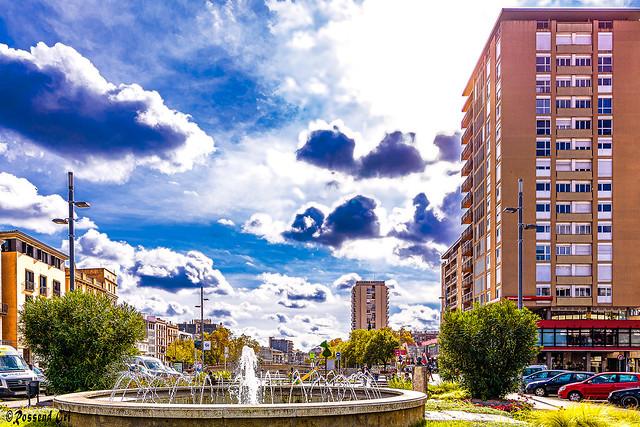 Plaça de Catalunya - Girona