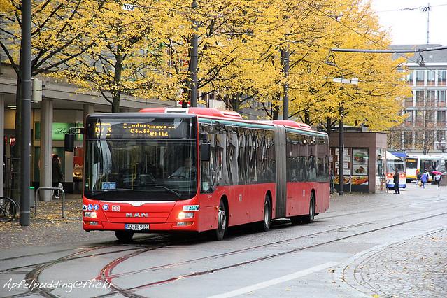 Bunte Buswelt - Darmstadt
