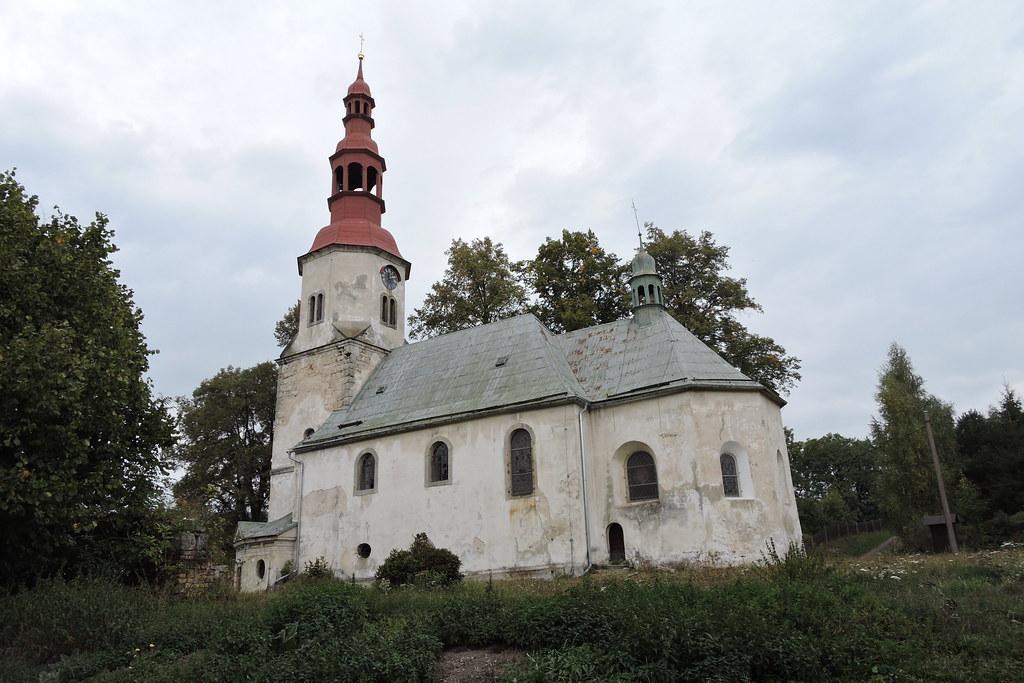 2018-09-13 Church in Křižany