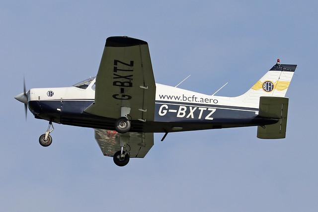 G-BXTZ  -  Piper PA28-161 Cadet c/n 28-41181  -  BOH/EGBH 15/9/20
