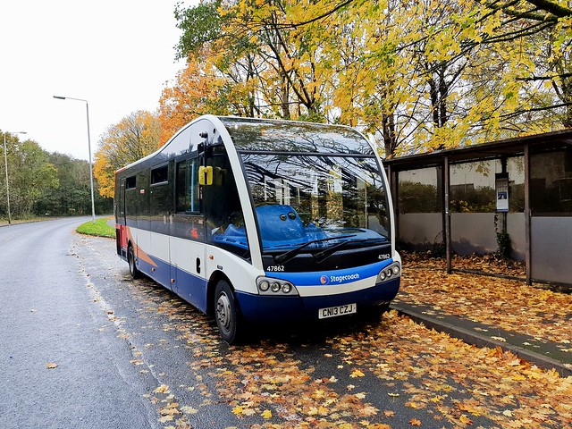 Stagecoach in South Wales | Optare Solo SR | 47862 | CN13 CZJ