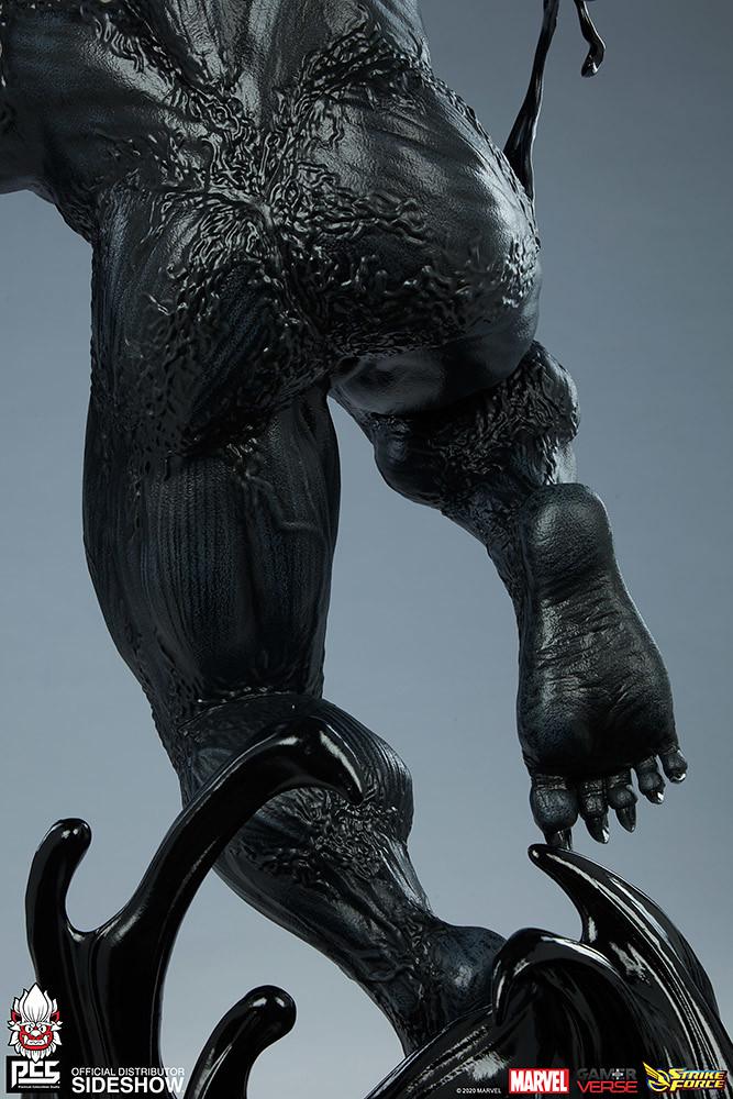 PCS《漫威神威戰隊》猛毒 1/3比例全身雕像!高達99公分的魄力尺寸狂暴現身
