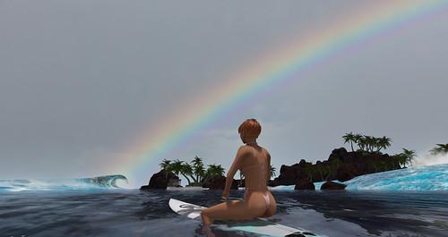 Surf Rainbow