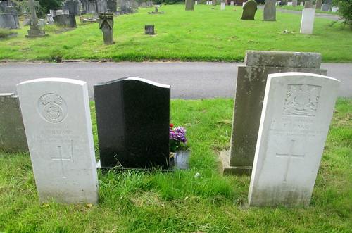 Chester, Overleigh Cemetery, War Graves