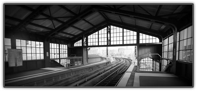 U Bahnhof Baumwall