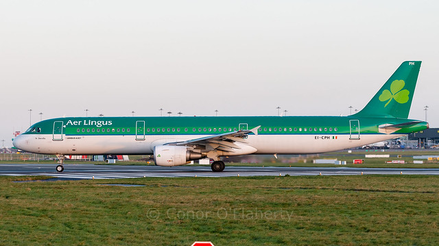EI-CPH Aer Lingus Airbus A321-211 EIDW Jan 2020 (1 of 1)