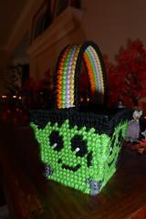 Frankenstein basket