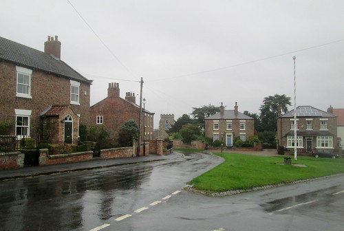 Maypole, Aldborough, Yorkshire