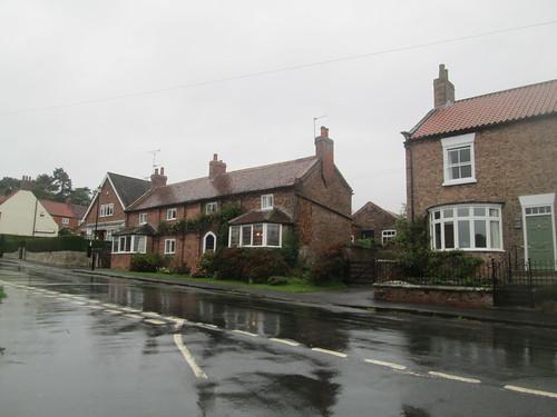 Aldborough houses, Yorkshire