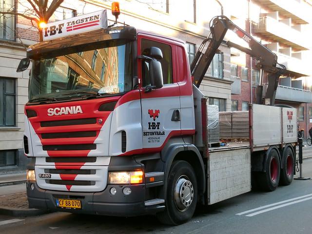 Scania R420 CF88070