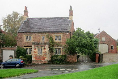 Aldborough house, Yorkshire