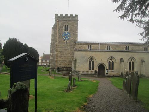 Aldborough Church, Yorkshire