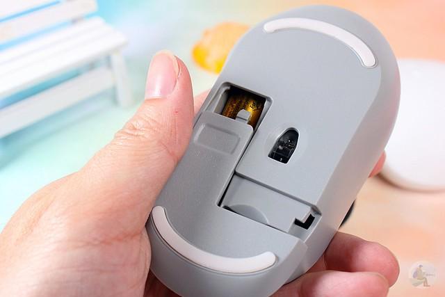 好清潔可換裝無線靜音滑鼠