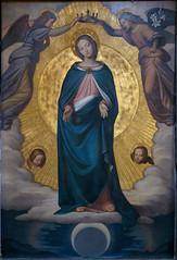 Église de la Trinité-des-Monts, Rome, 2020