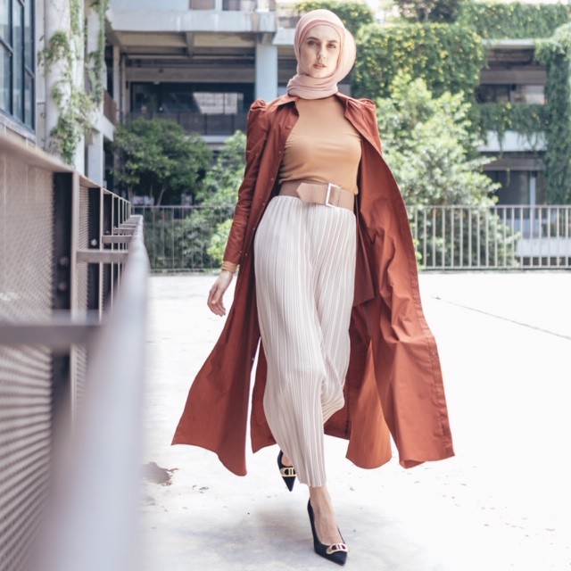 Koleksi Terbaharu Larney Untuk Keselesaan Wanita Urban