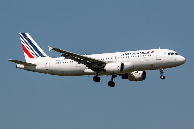 Air France Airbus A320-200 F-HEPB