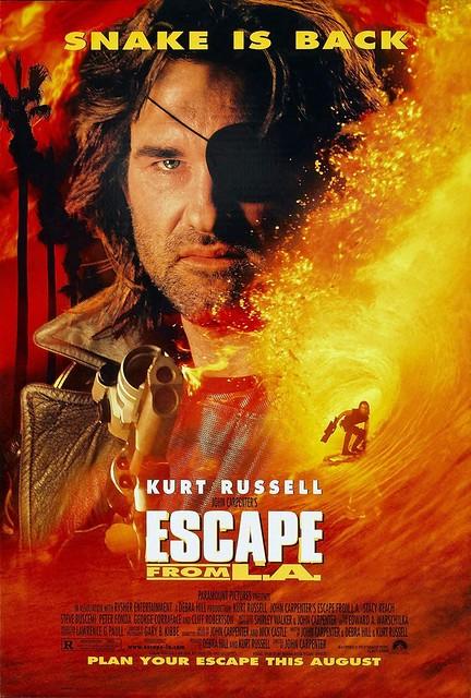 EscapefromLAPoster