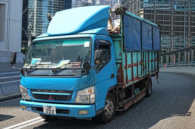 Hong Kong Transport - Trucks | DF 522