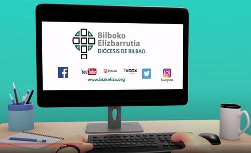 Transformación digital de la Diócesis de Bilbao ante los cambios sociales