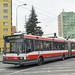 22Tr 3603, Brno trolleybuses, 21.10.2010