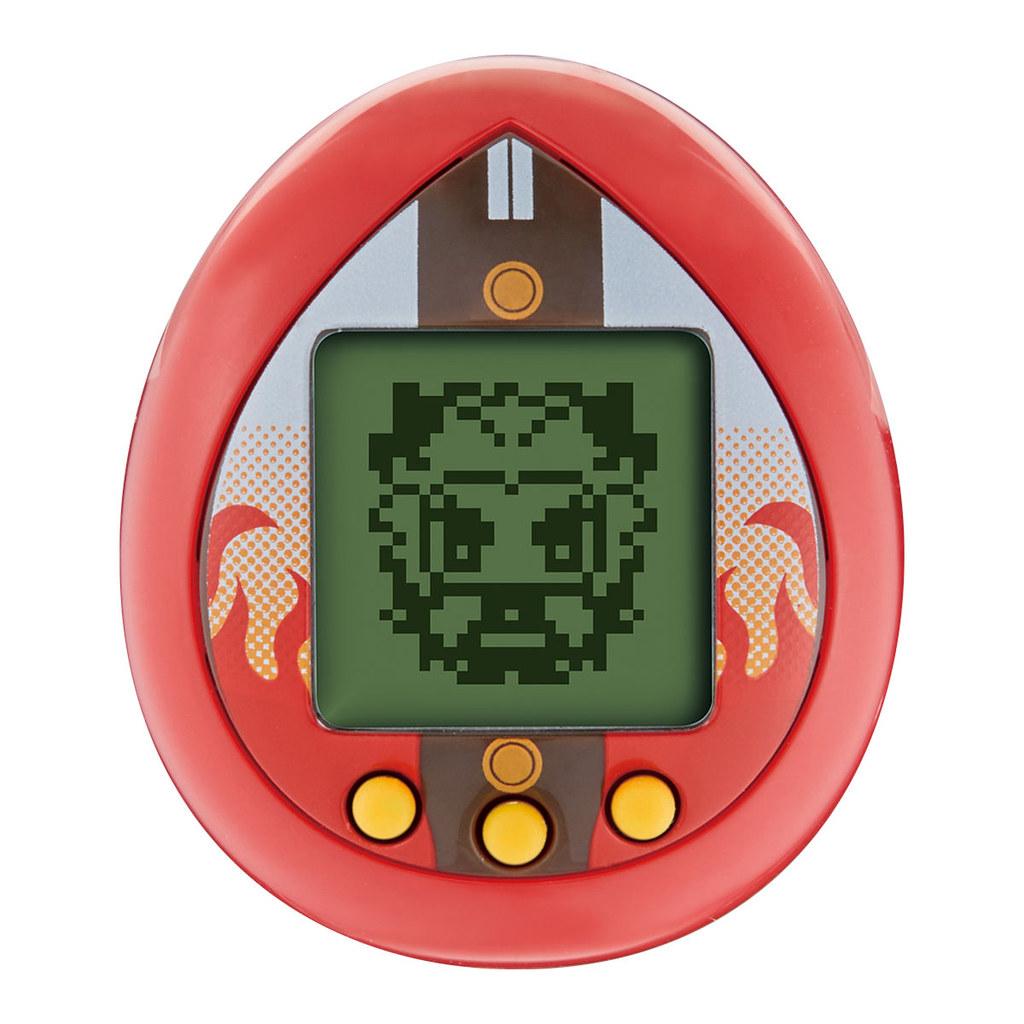 BANDAI 塔麻可吉×《鬼滅之刃》鬼滅可吉「柱集結版 煉獄杏壽郎」電子寵物遊戲機搶先登場!