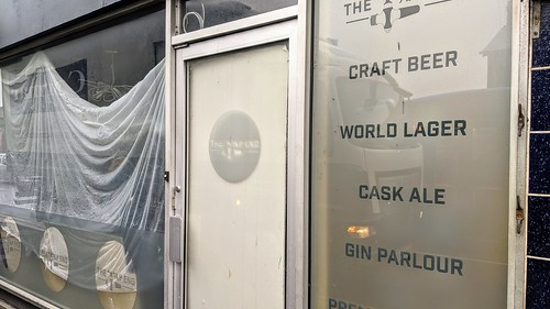 The new Tap End micro bar is taking shape in Preston | by Tony Worrall