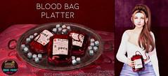 Junk Food - Blood Bag Platter