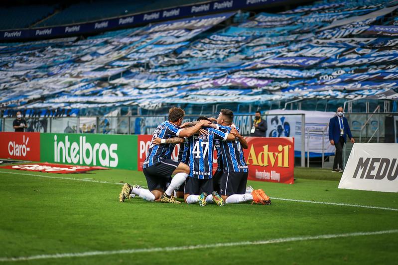 Grêmio x Juventude - Copa do Brasil 2020 - 28/10/2020