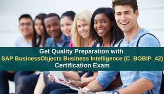 Get Quality Preparation with SAP BusinessObjects Business Intelligence (C_BOBIP_42) Certification Exam