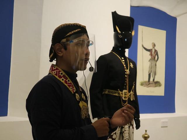 Kraton Jogja Resmi Membuka Pameran Temporer Adhyatmaka: Sang Adiwira Sri Sultan Hamengku Buwono  II