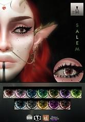 FORMME. Salem Eyes AD