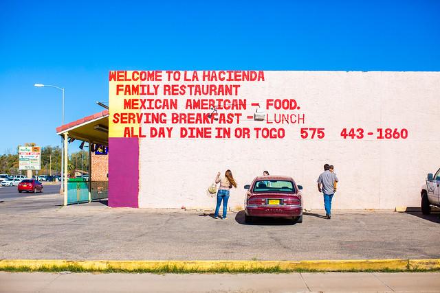 Welcome to La Hacienda
