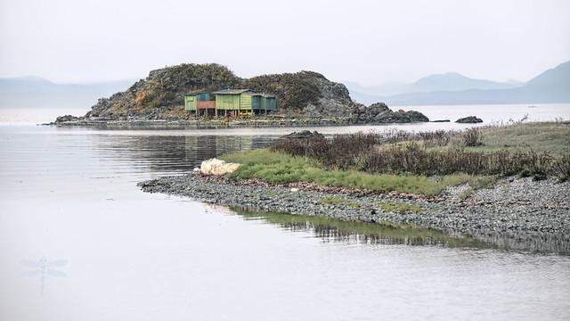 Shack Island . . .