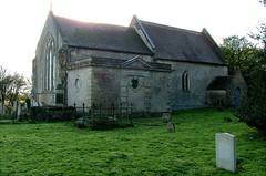 Berney mausoleum