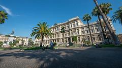 Palais de Justice, Piazza Cavour, Rome, 2020