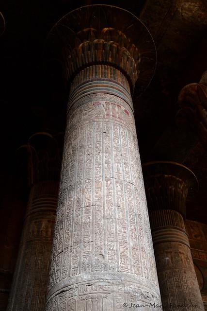 Egypte : Temple de Khnoum