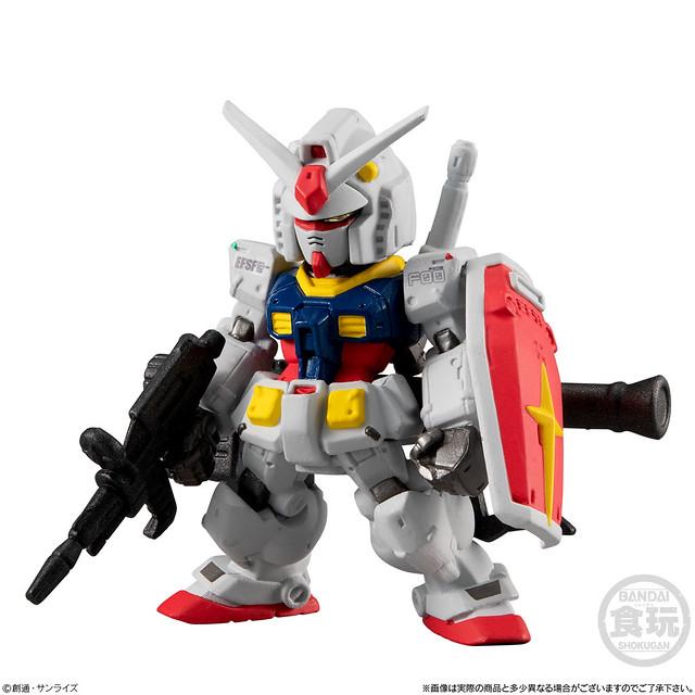 橫濱GFY會場限定「FW GUNDAM CONVERGE 鋼彈 限定版」追加豪華格納庫!