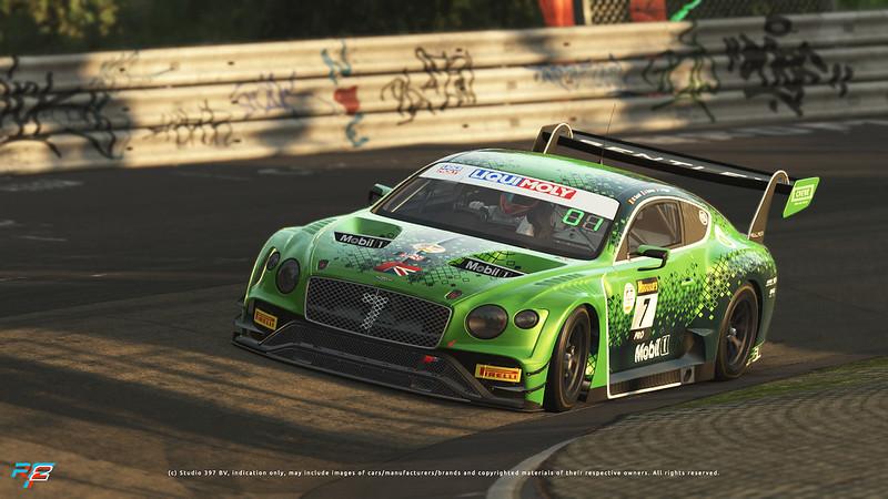 rFactor 2 Bentley GT3