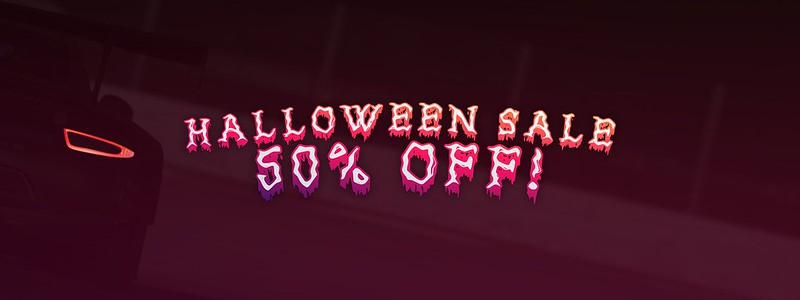 rFactor 2 Halloween Sale