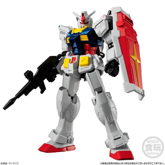 橫濱GFY會場推出「G-FRAME 鋼彈 限定版」 本體加格納庫豪華登場!