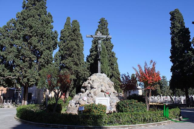 Cementerio de San Fernando en Sevilla